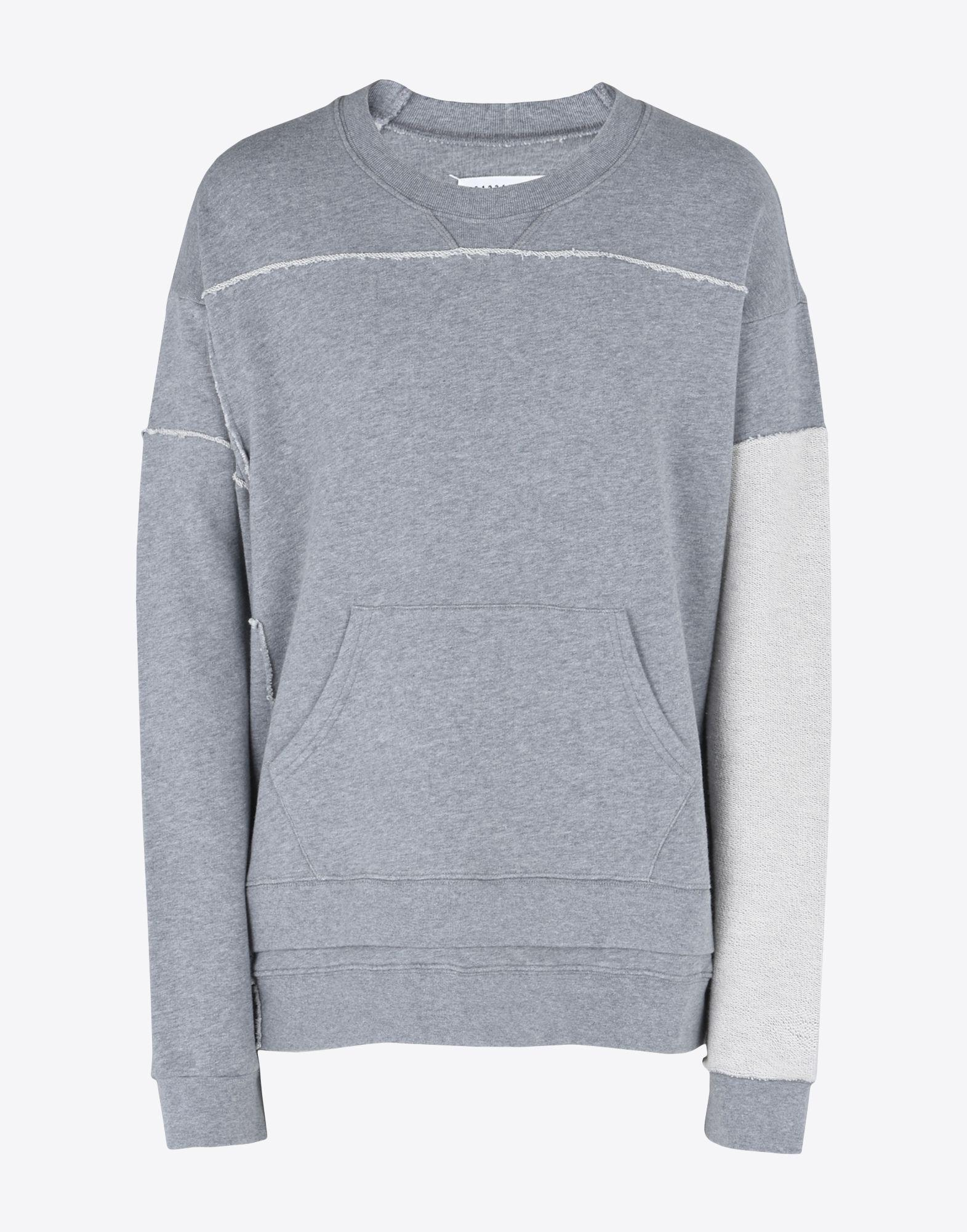 Leave A Message sweatshirt - Grey Maison Martin Margiela Cheap Pre Order Best Store To Get Cheap Price Marketable Cheap Online Outlet View From China JP5LzY