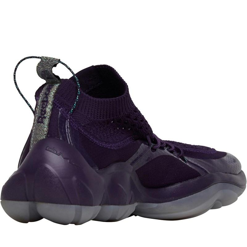 Reebok - Dmx Fusion Pi Trainers Purple Ink pale Pink for Men - Lyst. View  fullscreen 5563a3723