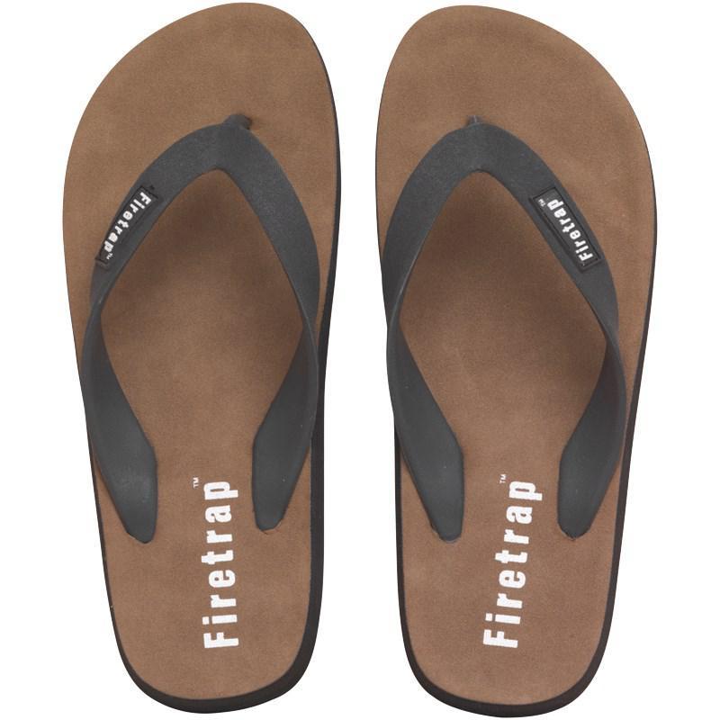 44b4d409c Firetrap - Beach Sandals Black for Men - Lyst. View fullscreen