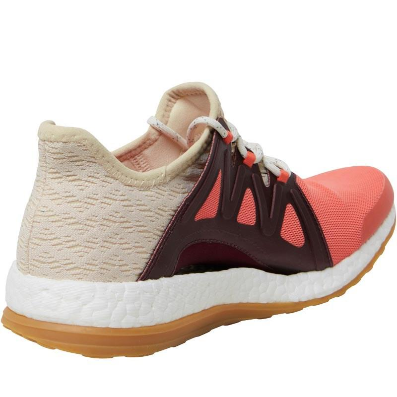 4d64f3b16a97a adidas Pureboost Xpose Clima Running Shoes Easy Coral linen maroon ...