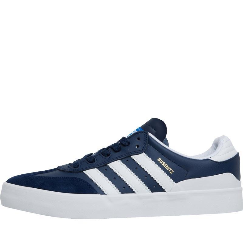 new concept 1627d 6fdc9 adidas Originals Busenitz Vulc Rx Trainers Collegiate Navy footwear ...