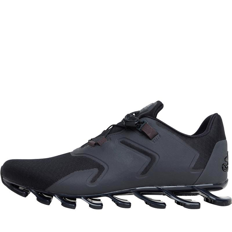 on sale 79af3 b6695 ... greece adidas springblade solyce neutral running shoes core black  utility 5322d 3a723
