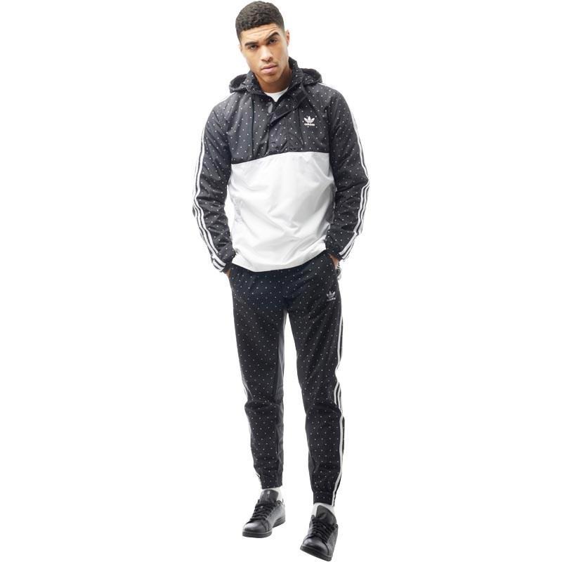 Woven Adidas Williams Blackwhite Originals Hu Pharrell In Hoody WrqqP8IUxw