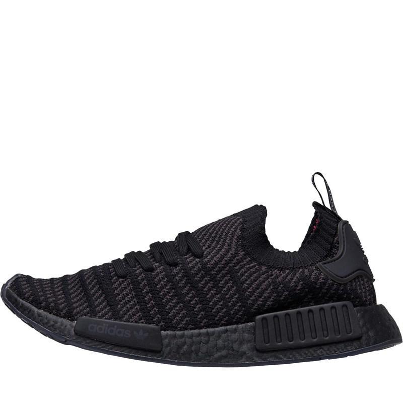 cb927a899 adidas Originals Nmd r1 Stlt Pk Running Shoe in Black for Men - Lyst