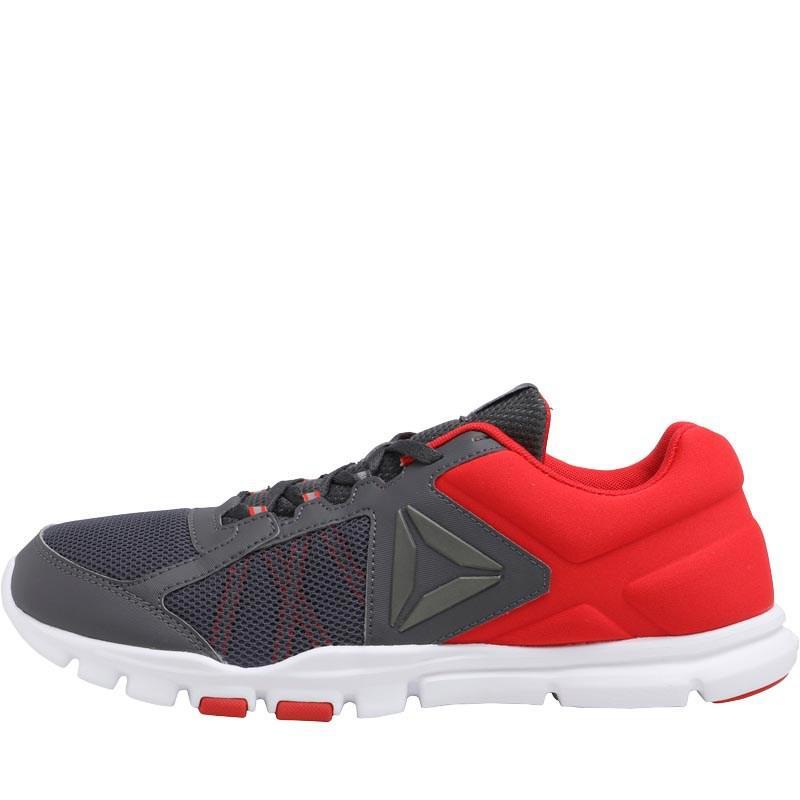 7197a001ef94 Reebok Yourflex Train 9.0 Mt Training Shoes Primal Red ash Grey ...