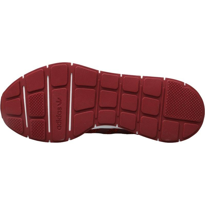 adidas Originals Swift Run Trainers Red collegiate Burgundy footwear ... 98a361c46