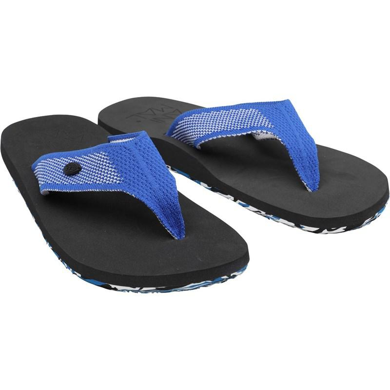 ad7f612de Animal Marti Flip Flops Snorkel Blue in Blue for Men - Lyst