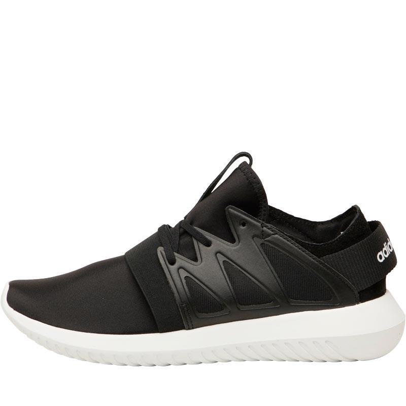 online retailer 5c93d 294ce adidas Originals Tubular Viral Trainers Blackblackwhite in B