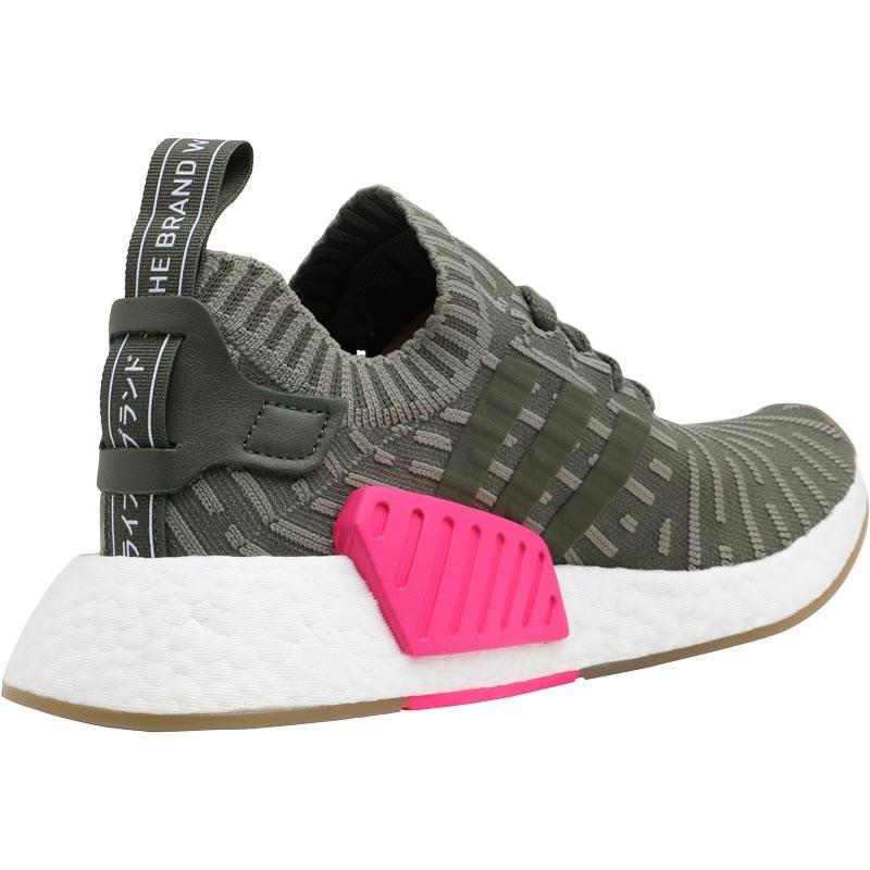 bb4218374 adidas Originals Nmd r2 Primeknit Trainers St Major st Major shock ...