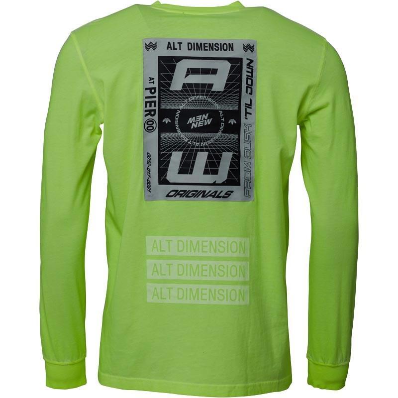 1042e74b adidas Originals X Alexander Wang Bleach Long Sleeve Shirt Semi ...