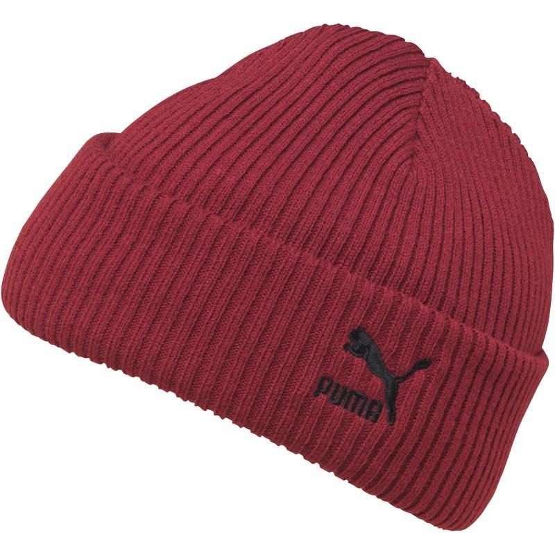 Puma Archive Docker Beanie Tibetan Red in Red for Men - Lyst 55ba4269e71d