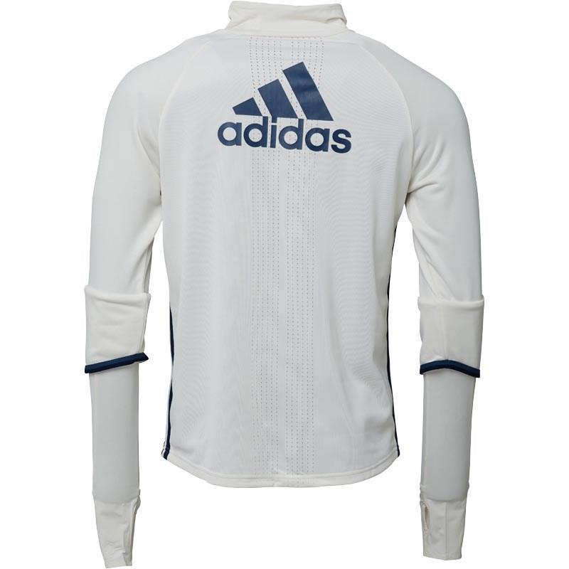 43ceb0eaada adidas Mufc Manchester United Fc Training Top Chalk White collegiate ...