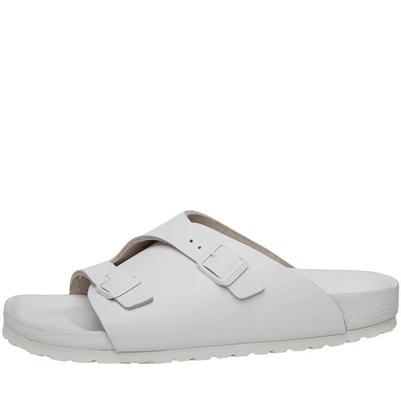 e0b7b701a778 Birkenstock Zurich Narrow Fit Sandals Weib in White - Lyst