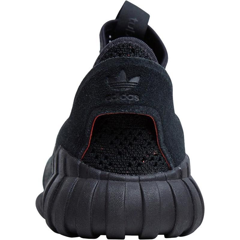 d4307474995501 adidas Originals Tubular Doom Sock Primeknit Trainers Core Black ...