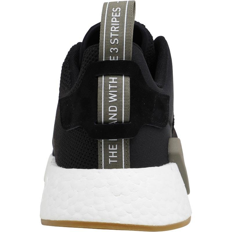 27cff7e1d adidas Originals Nmd r2 Trainers Black utility Black trace Cargo in Black  for Men - Lyst