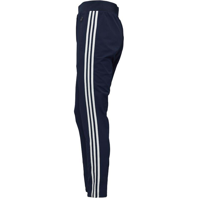 49599e003b adidas Originals X Spezial Forest Gate Track Pants Night Navy in ...