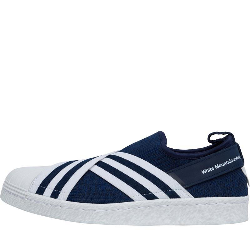 1e0a47ac0a375 adidas Originals X White Mountaineering Primeknit Superstar Trainer ...