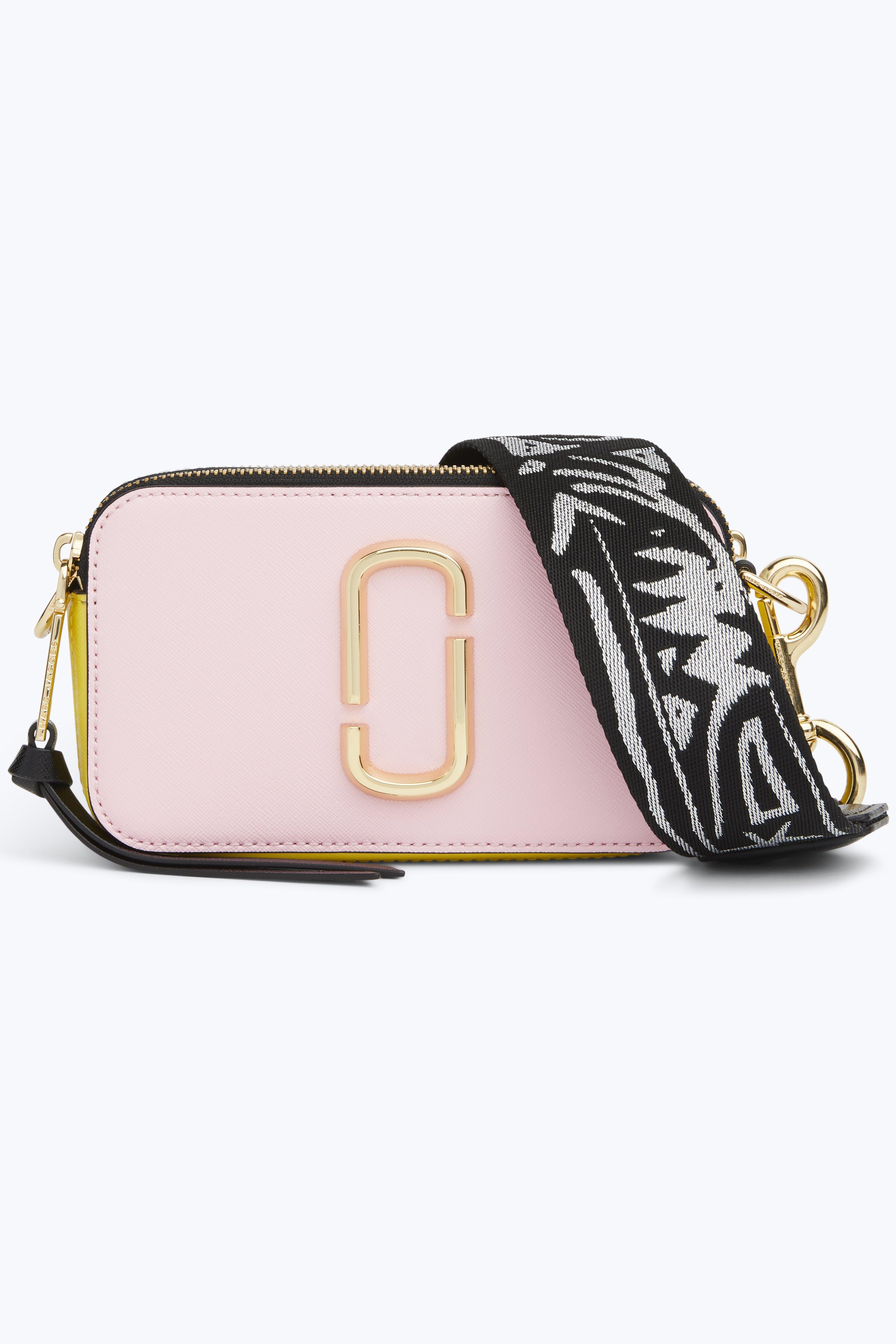 41c3172ce782 Lyst - Marc Jacobs Snapshot Crossbody Bag In Multicolor Polyurethane ...