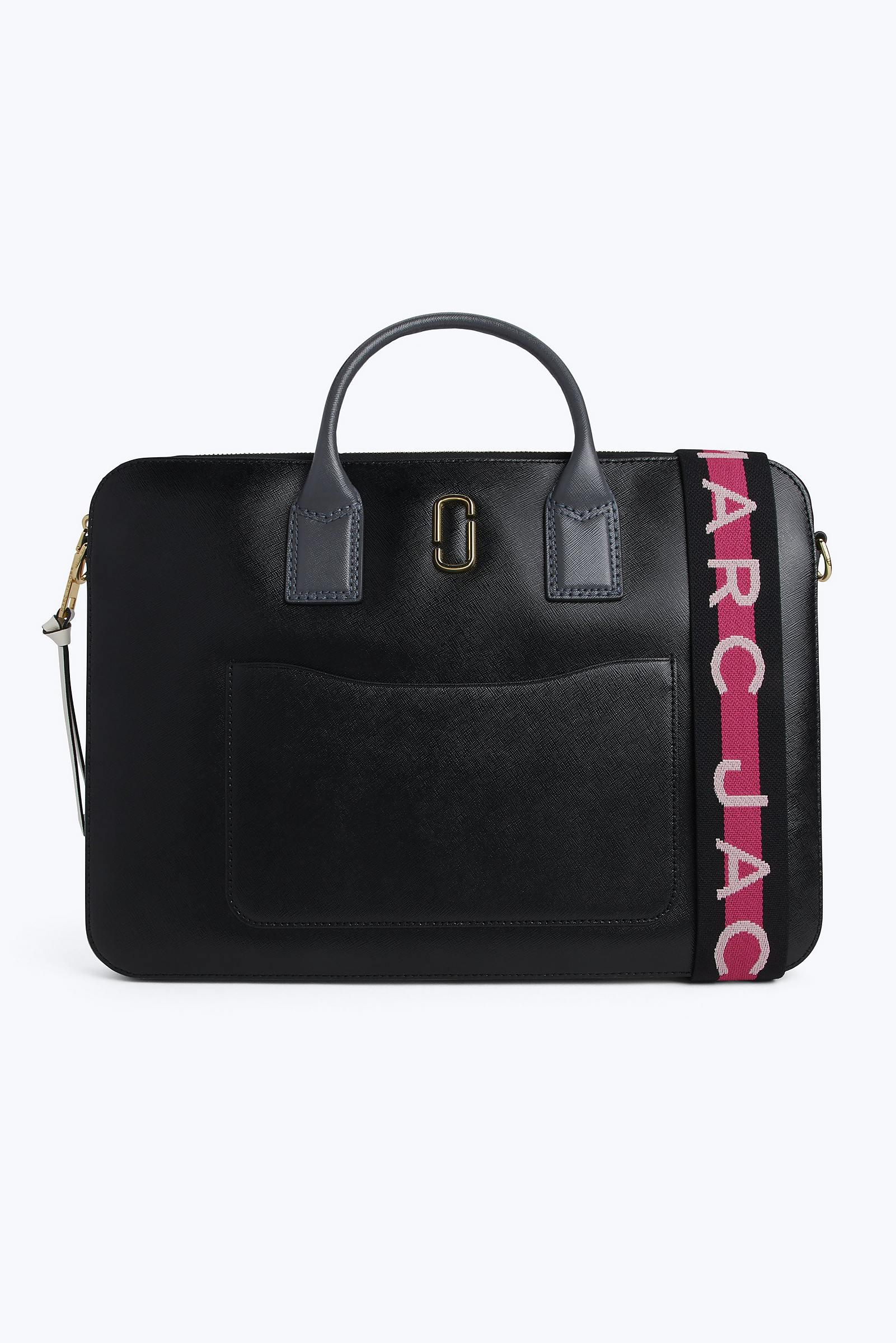 9f78b6c043f4 Lyst - Marc Jacobs Snapshot Commuter 15