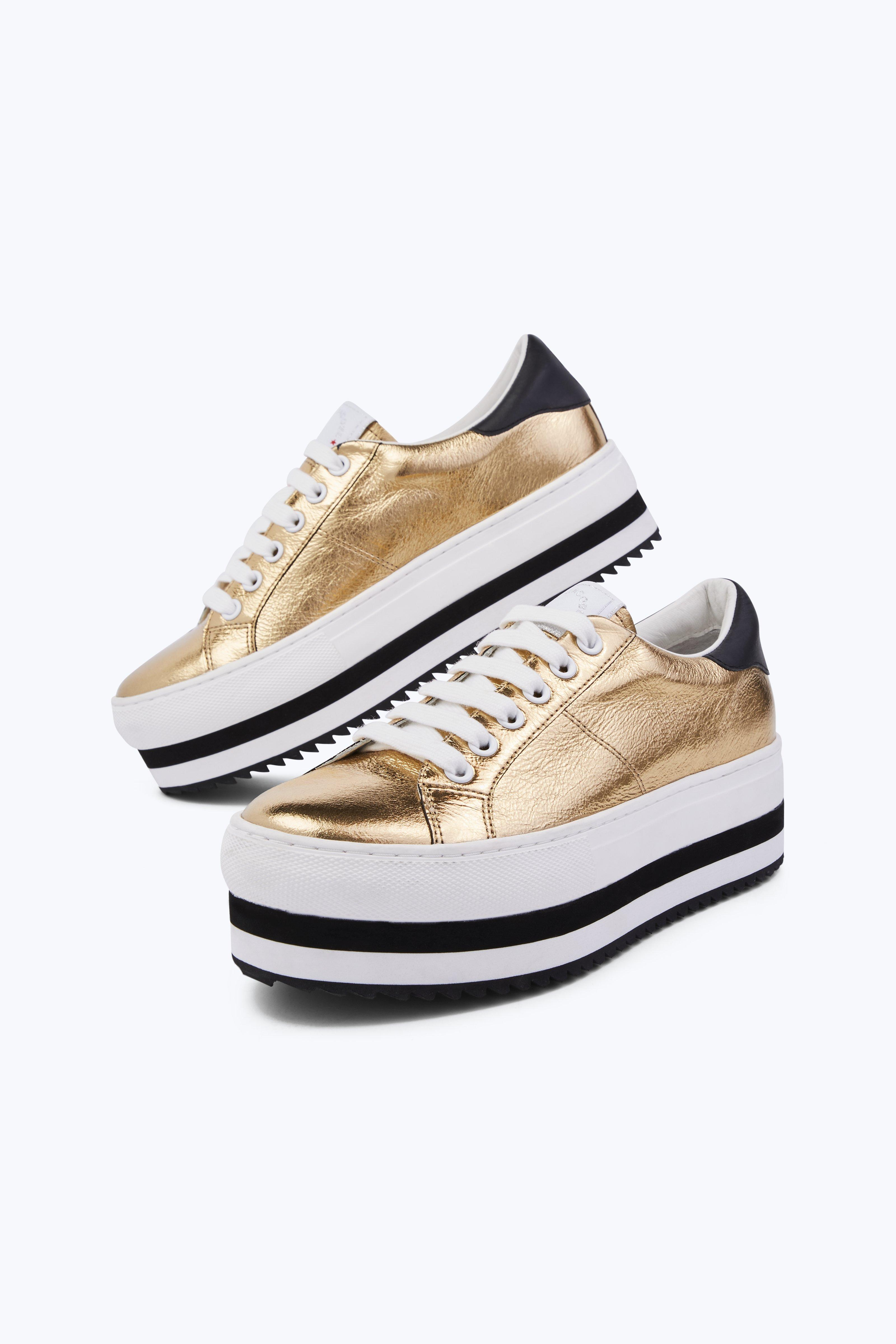 2398d644a765 Gallery. Previously sold at  Marc Jacobs · Women s Platform Sneakers ...