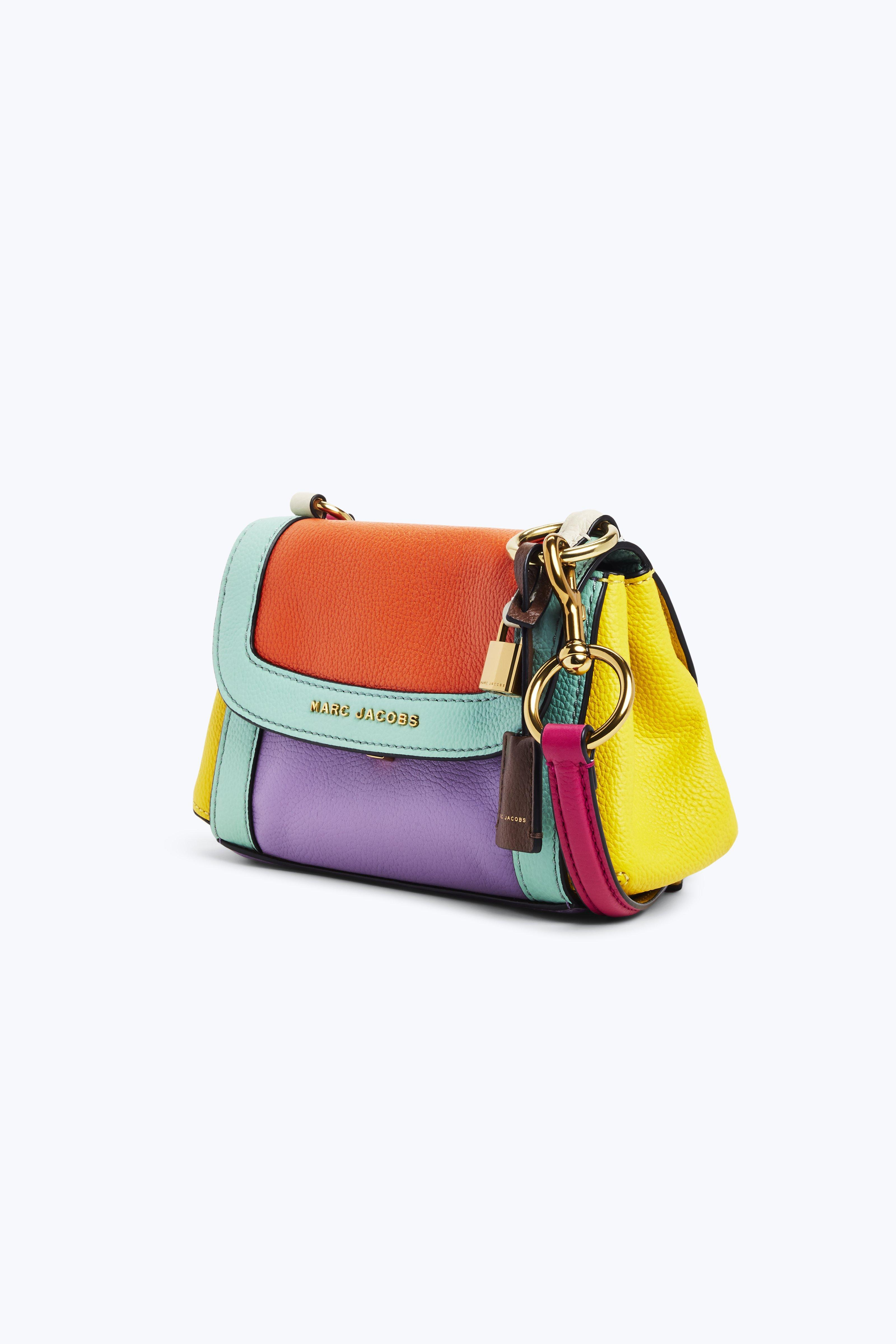 70d6155c29d4b Lyst - Marc Jacobs The Colorblocked Mini Boho Grind