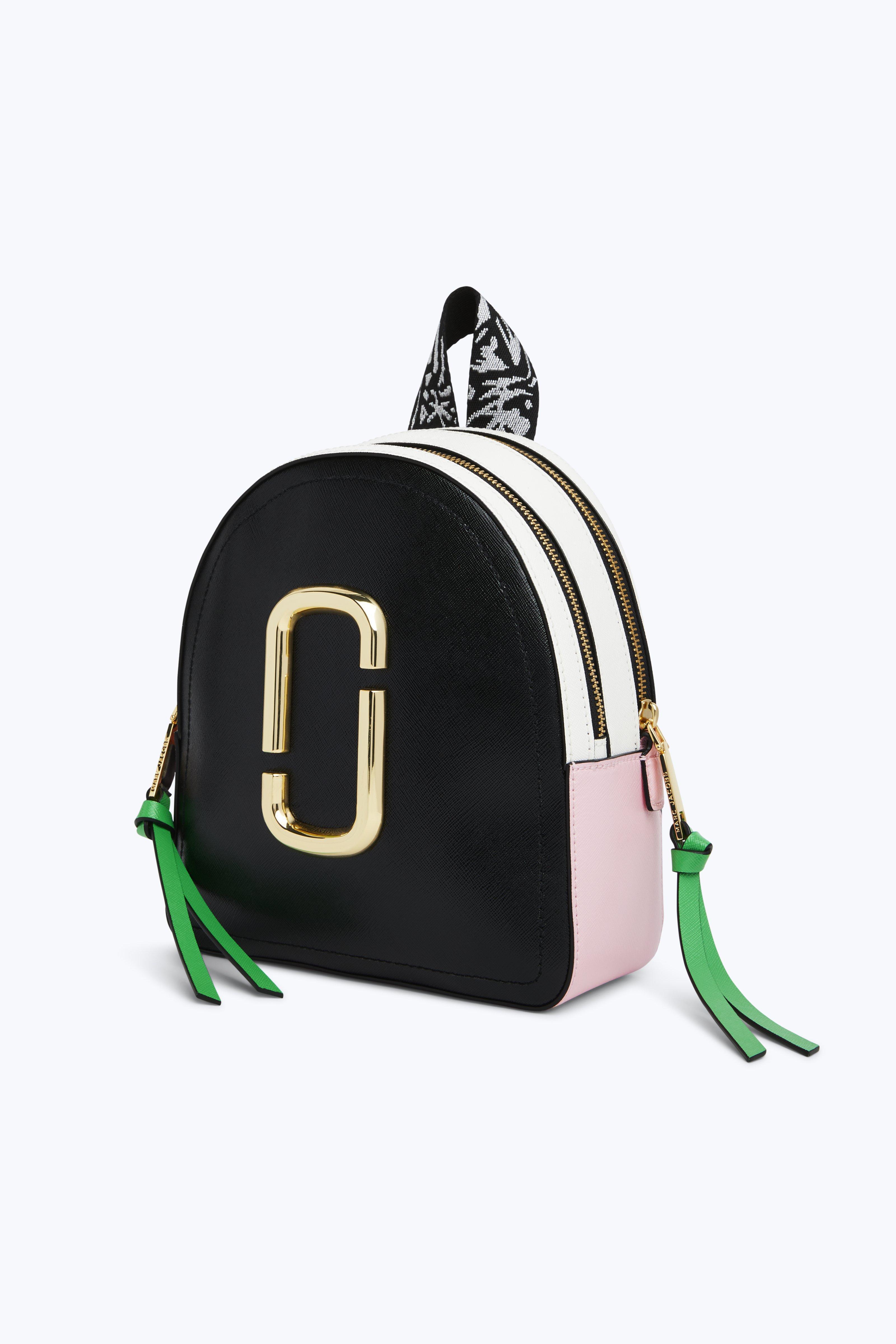 Marc Jacobs Pack Shot (Black/Baby Pink) Handbags sXfjXb