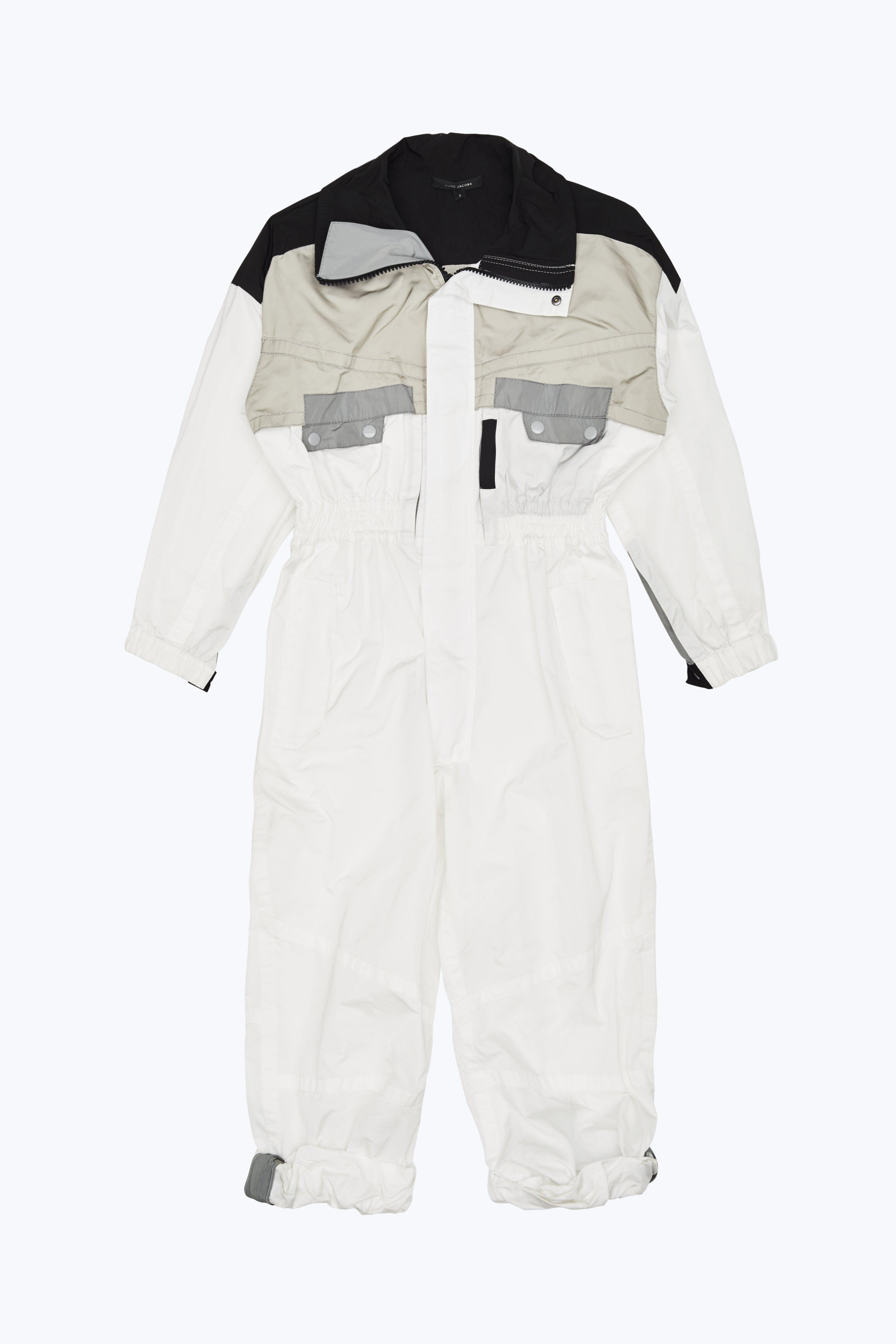 2dbc374cf2e Lyst - Marc Jacobs Sport Jumpsuit in White