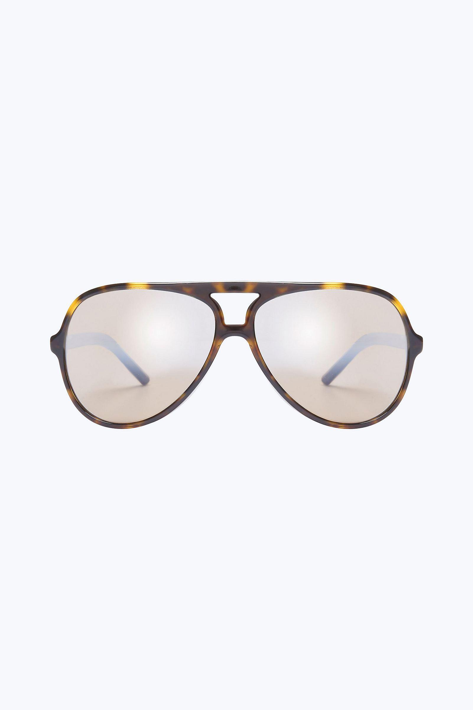 0b8b4330dc85c ... Multicolor Navigator Sunglasses - Lyst. View fullscreen