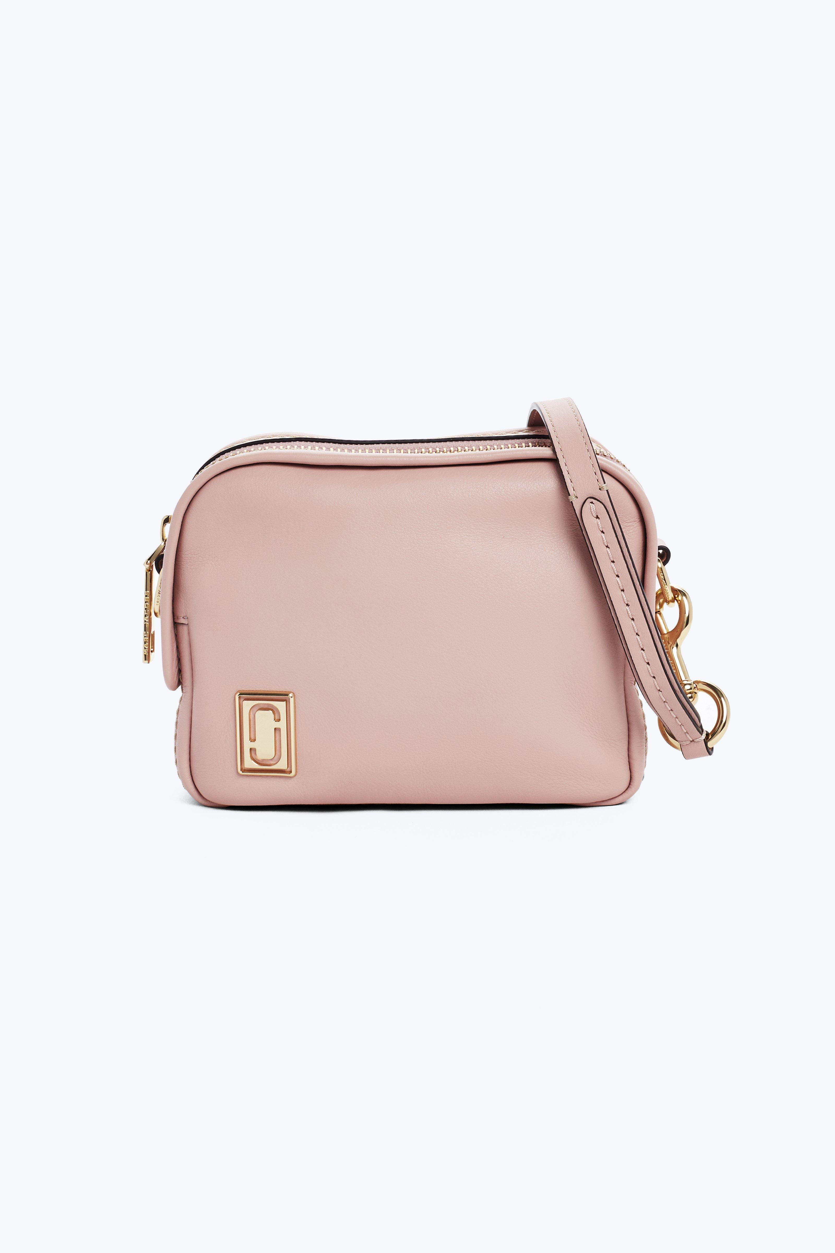 cc0e1bbcc52b Lyst - Marc Jacobs The Mini Squeeze Bag in Pink