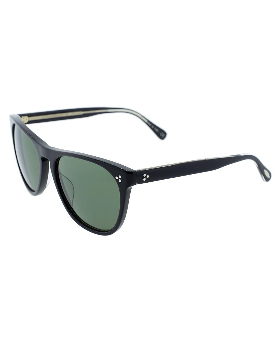 9cb2d841ae Lyst - Oliver Peoples Daddy B Sunglasses in Black