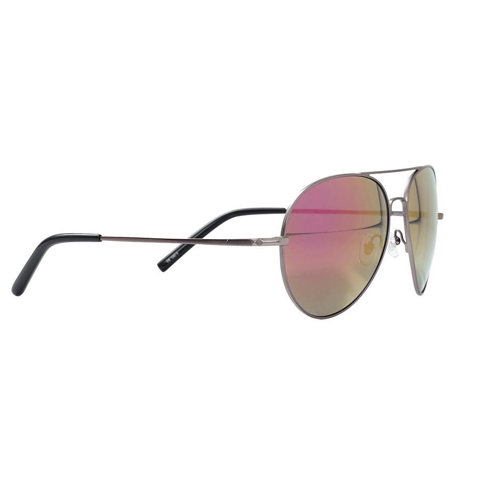 4ca951c4b Matthew Williamson - Purple Matte Aviator Sunglasses - Lyst. View fullscreen