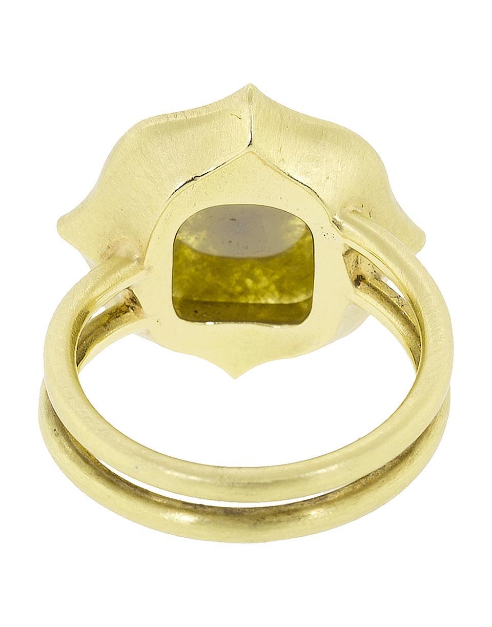 c25d66c8125 Sylva   Cie - Metallic Cushion Rough Diamond Ring - Lyst. View fullscreen