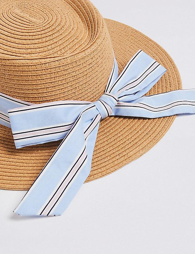 a709fc06 Lyst - Marks & Spencer Kids' Floppy Hat With Sun Smart Upf50+ (3-14 ...