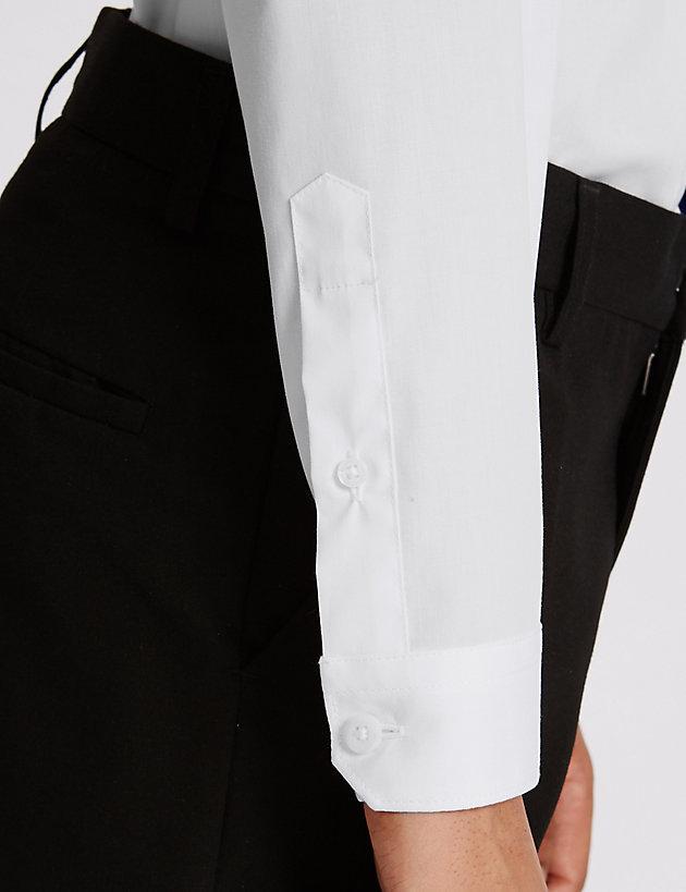 21efdf375 ... 2 Pack Senior Boys' Skinny Fit Shirts for Men -. View fullscreen