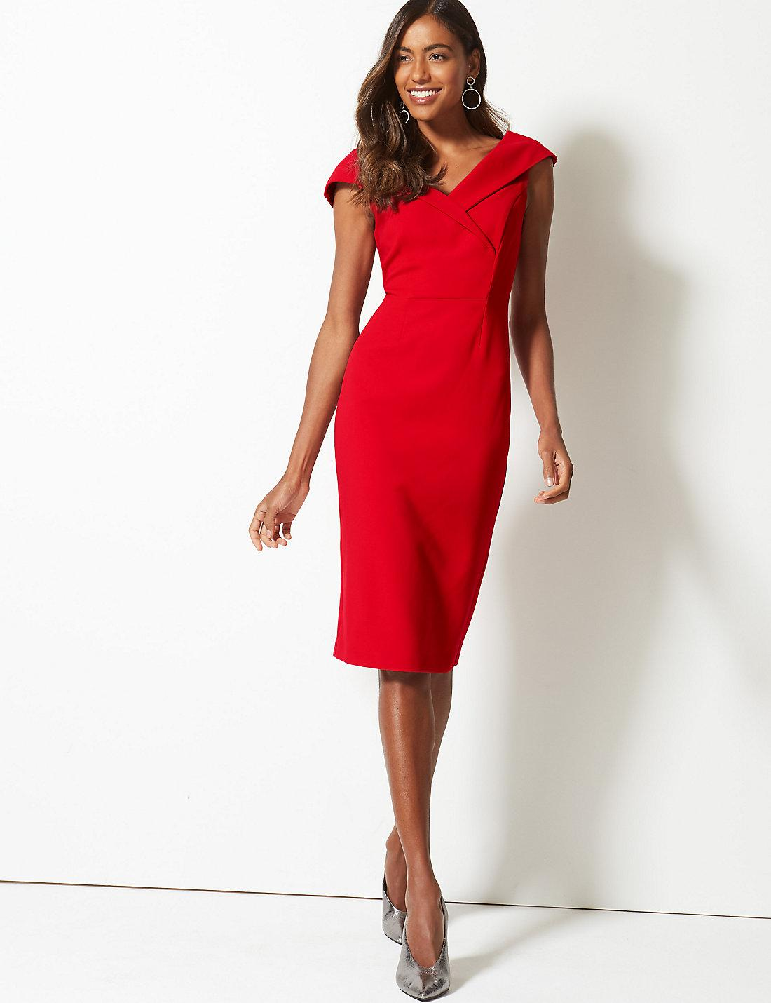5a5dfdba5 Gallery. Previously sold at  Marks   Spencer · Women s Silk Shift Dresses  ...
