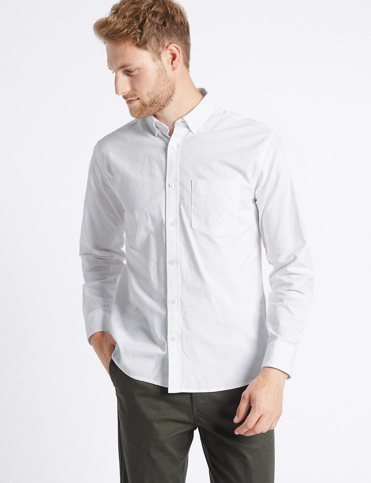 Marks And Spencer Mens Short Sleeve Shirts Sale