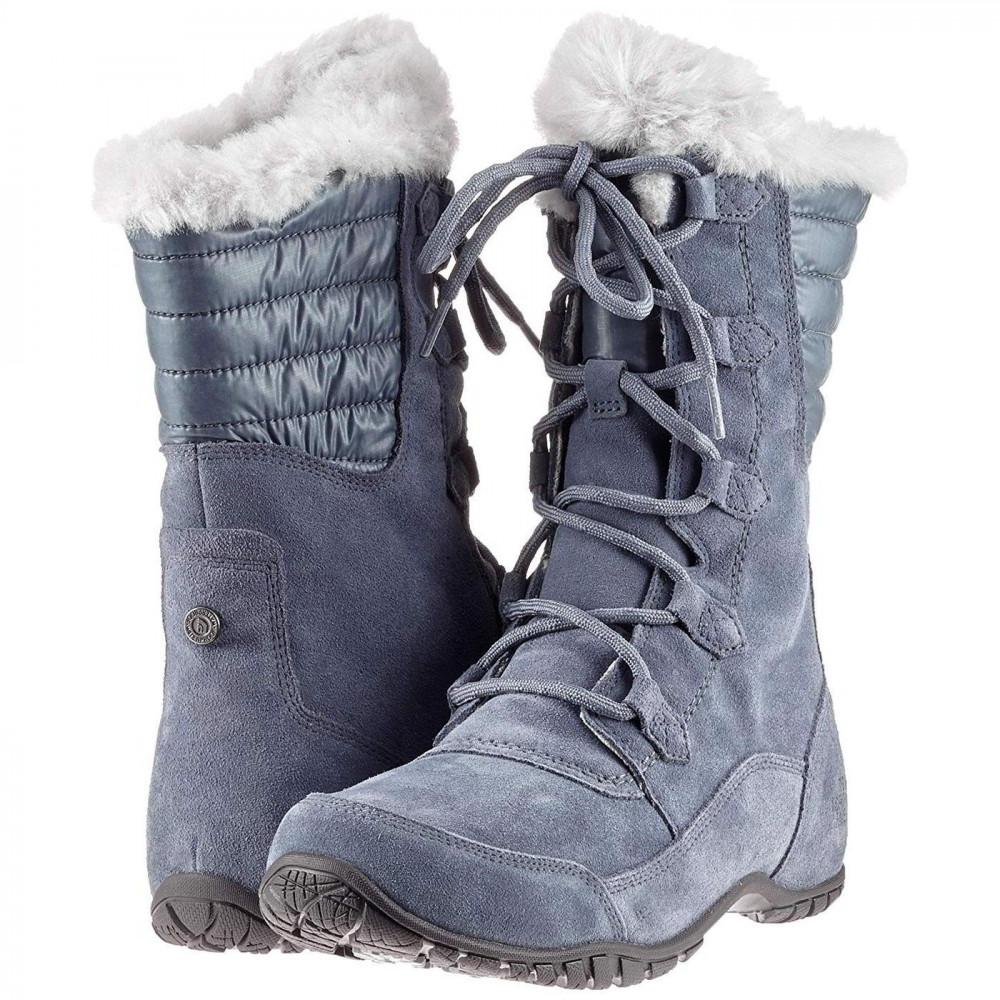 The North Face - Gray North Face Nuptse Purna Ii Waterproof Walking Snow  Boots - Lyst. View fullscreen 5aed078b5
