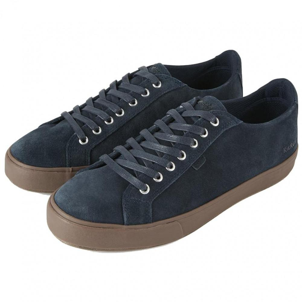 b8d56b5e Kickers Tovni Lacer Shoes Trainers in Blue for Men - Lyst