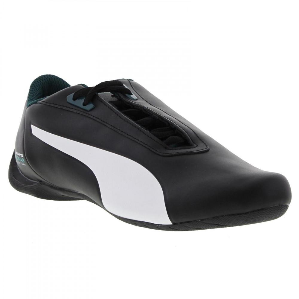 bbfb41d4eca768 PUMA Amg F1 Future Cat Trainers in Black for Men - Lyst