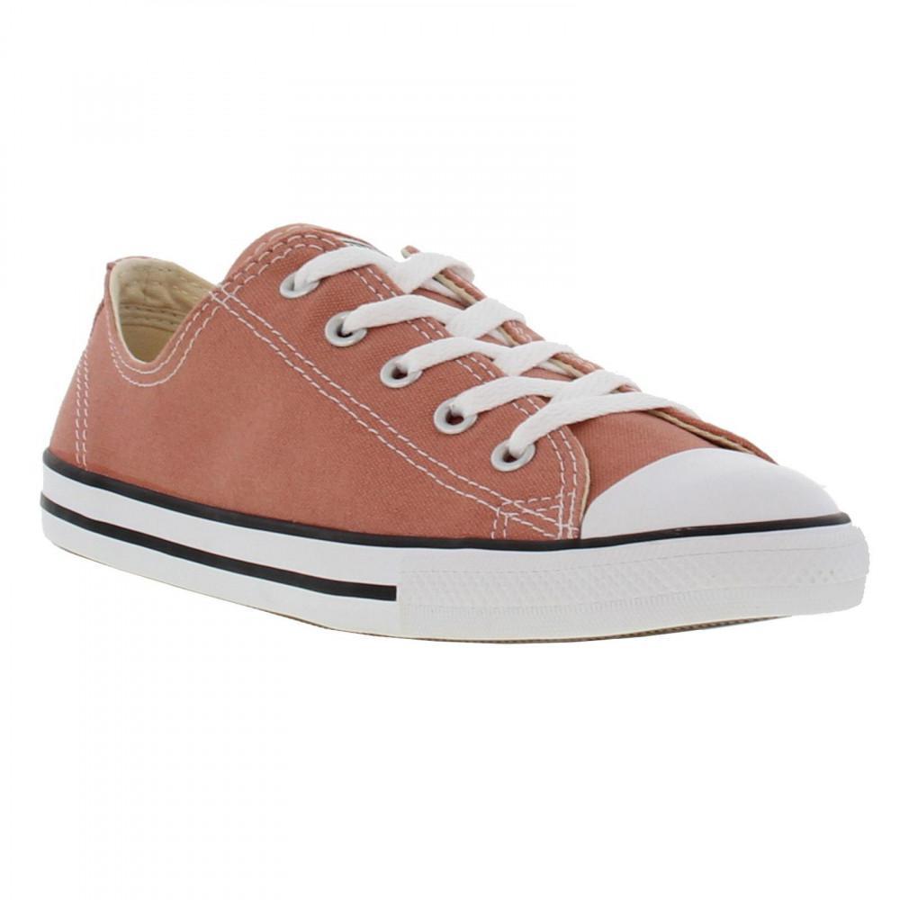 15ff9eddba82 Converse. Women s All Star Ox Dainty Oxford Trainers Shoes