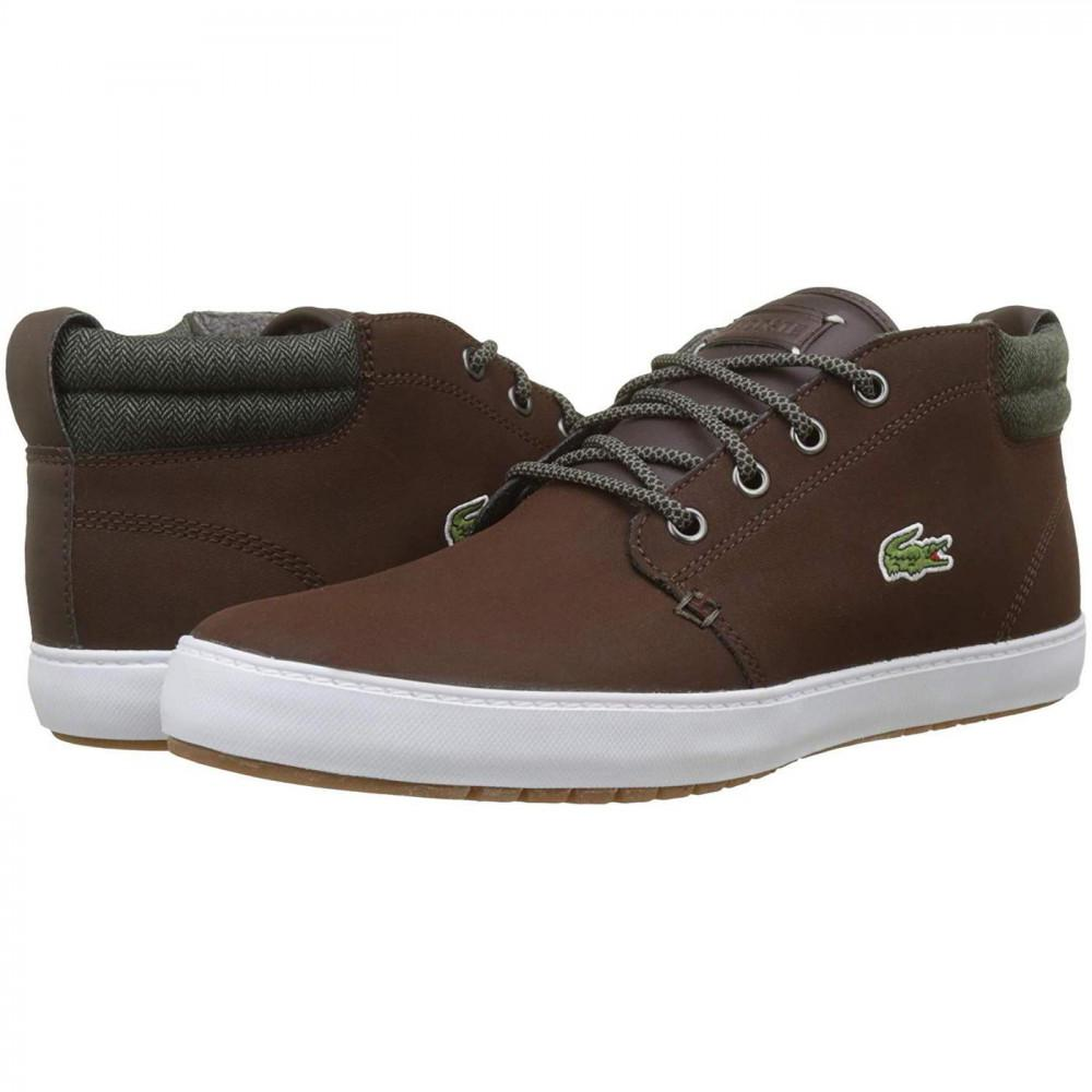 61e0deb0a Lacoste - Brown Ampthill Terra Water Resistant Chukka Boots Shoes for Men -  Lyst. View fullscreen