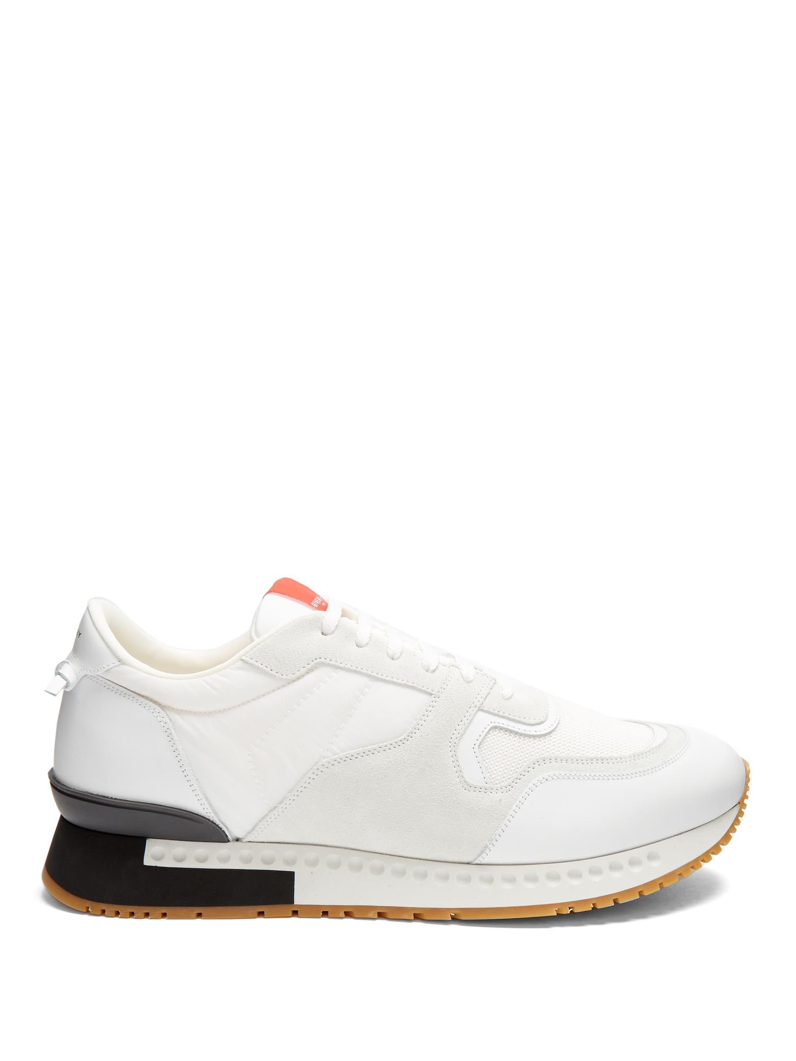 Le Coq Sportif Shoes Red Front White Back