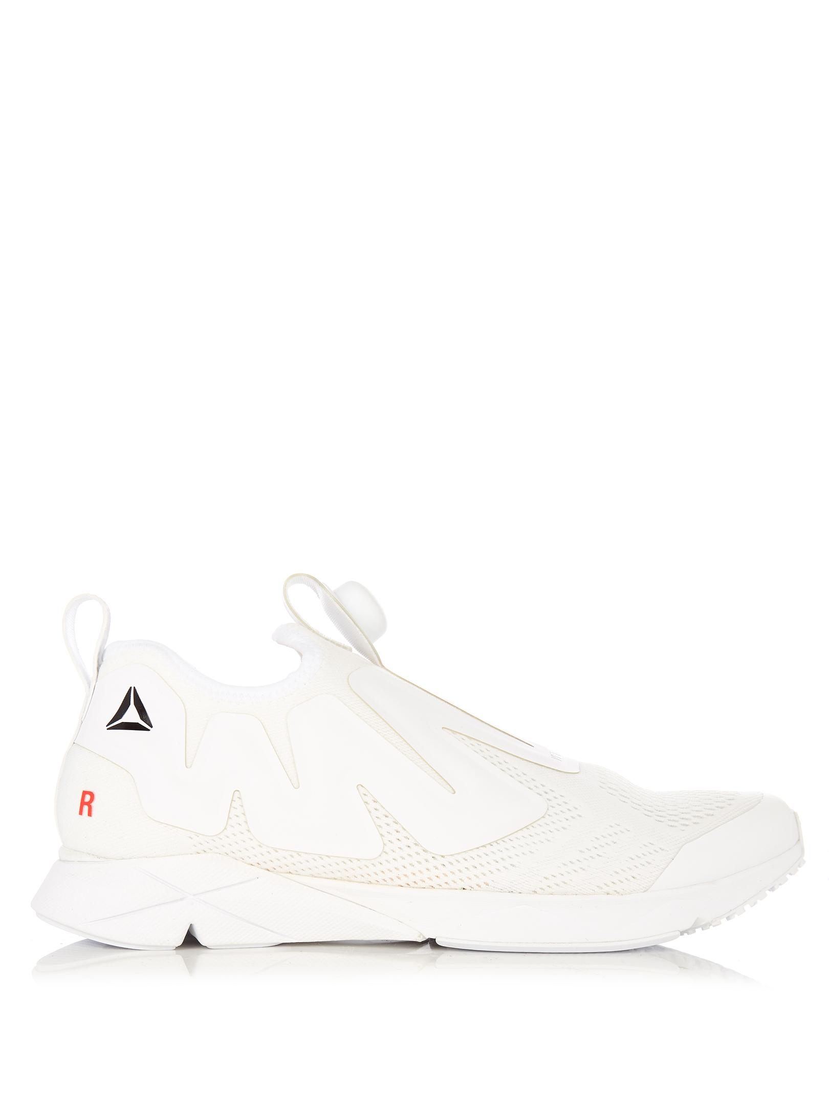 Lyst - Vetements X Reebok Instapump Fury Trainers in White for Men eb4ad46e8