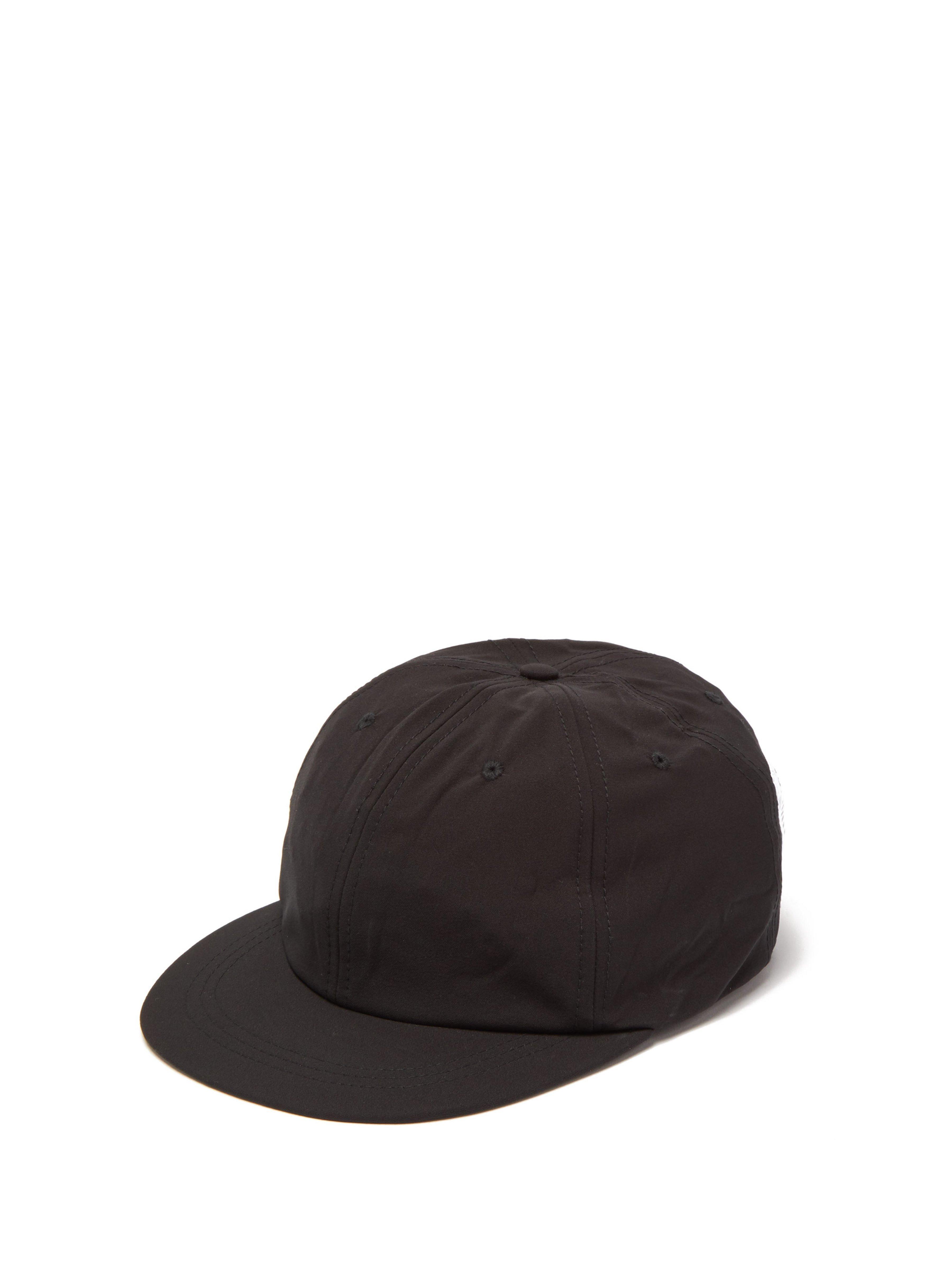 97649a72724 Satisfy - Black Cordura Running Cap for Men - Lyst. View fullscreen