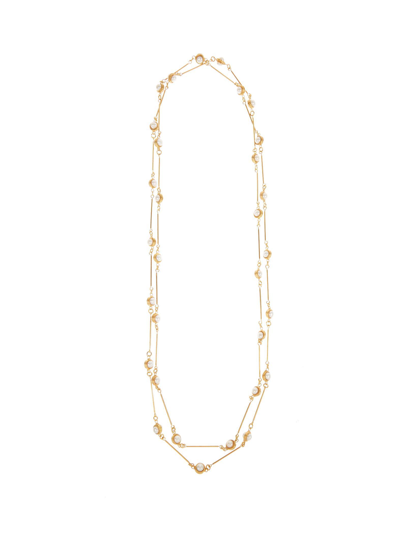 Saturn necklace Sylvia Toledano DuruHaTszT