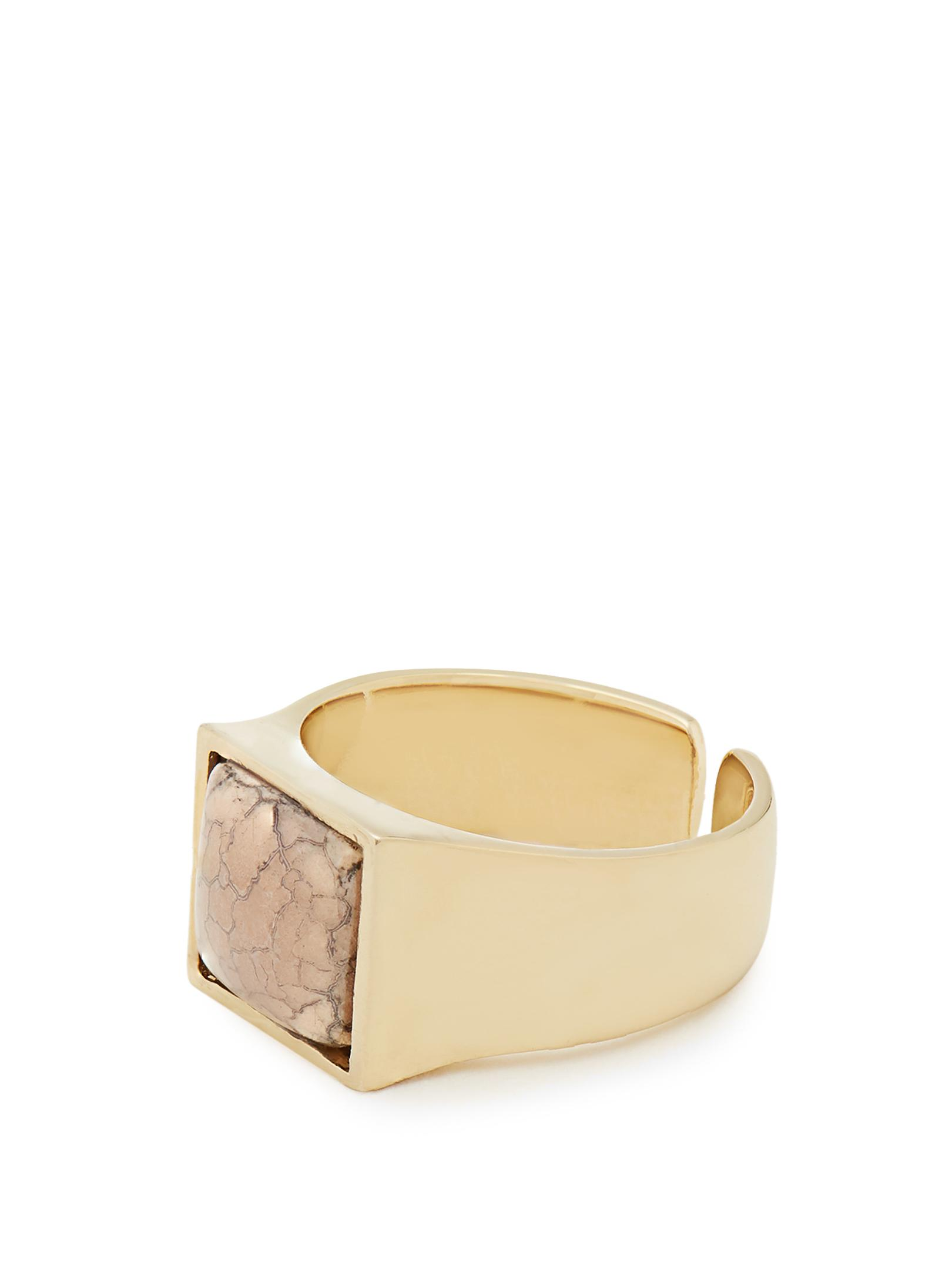 Stone-embellished ring Isabel Marant VlJxGUe