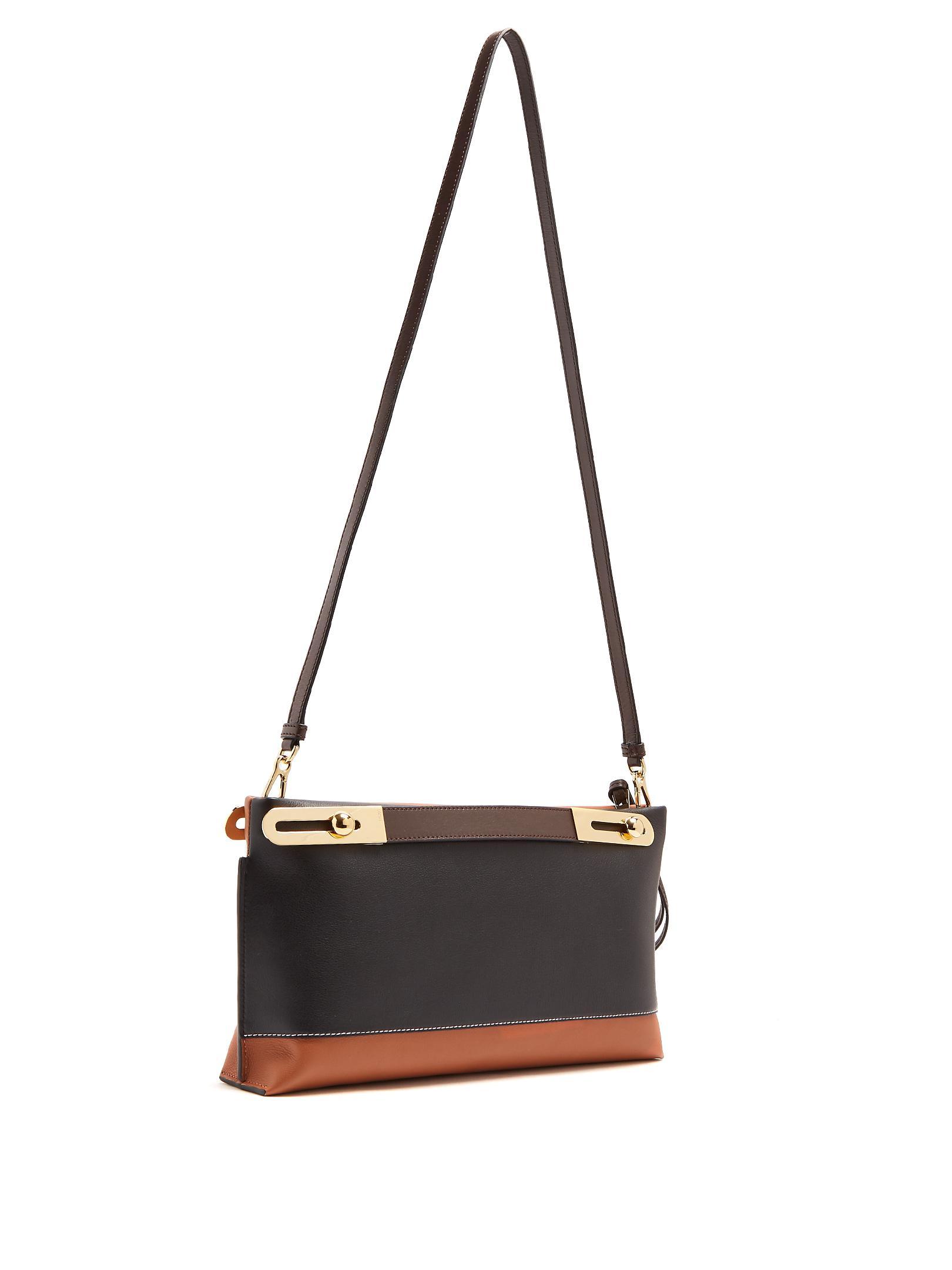 Loewe Missy Polka Dot Leather Bag XryGu
