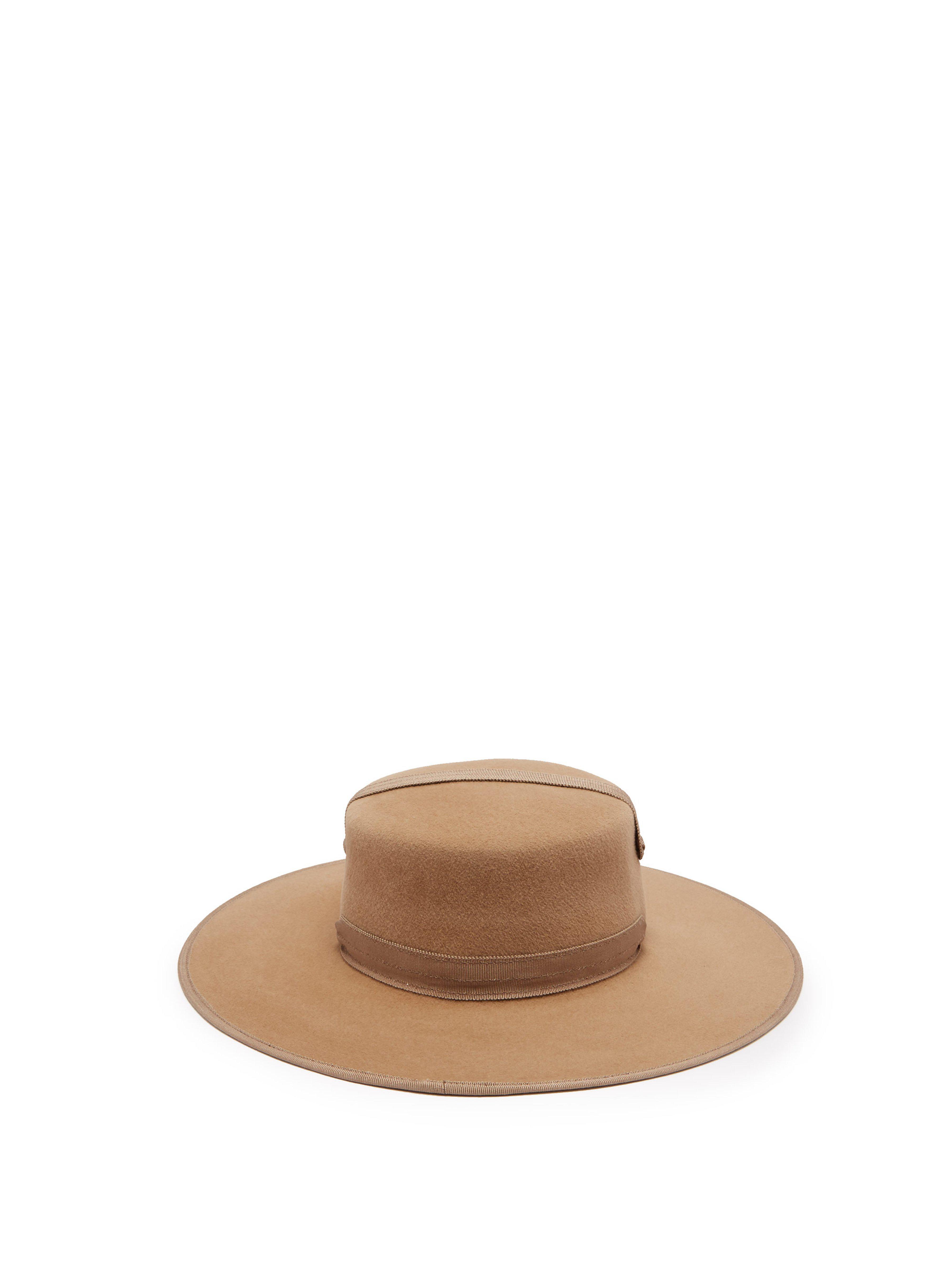 ec8874d01 Lola Hats Winter Zorro Felt Hat - Lyst