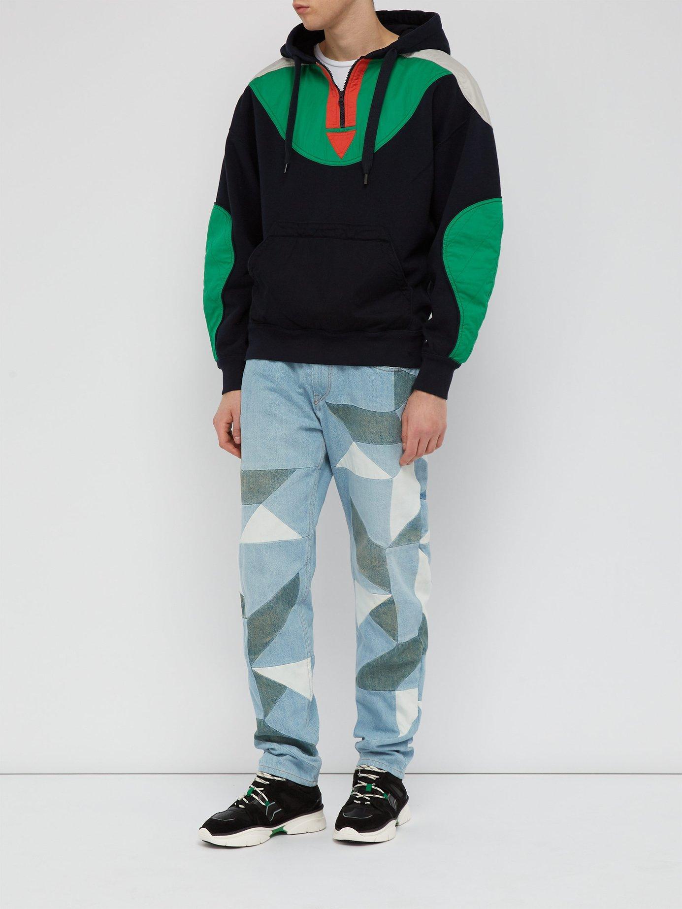 04e6568ea88e isabel-marant-navy-Nansel-Cotton-Hooded-Sweatshirt.jpeg