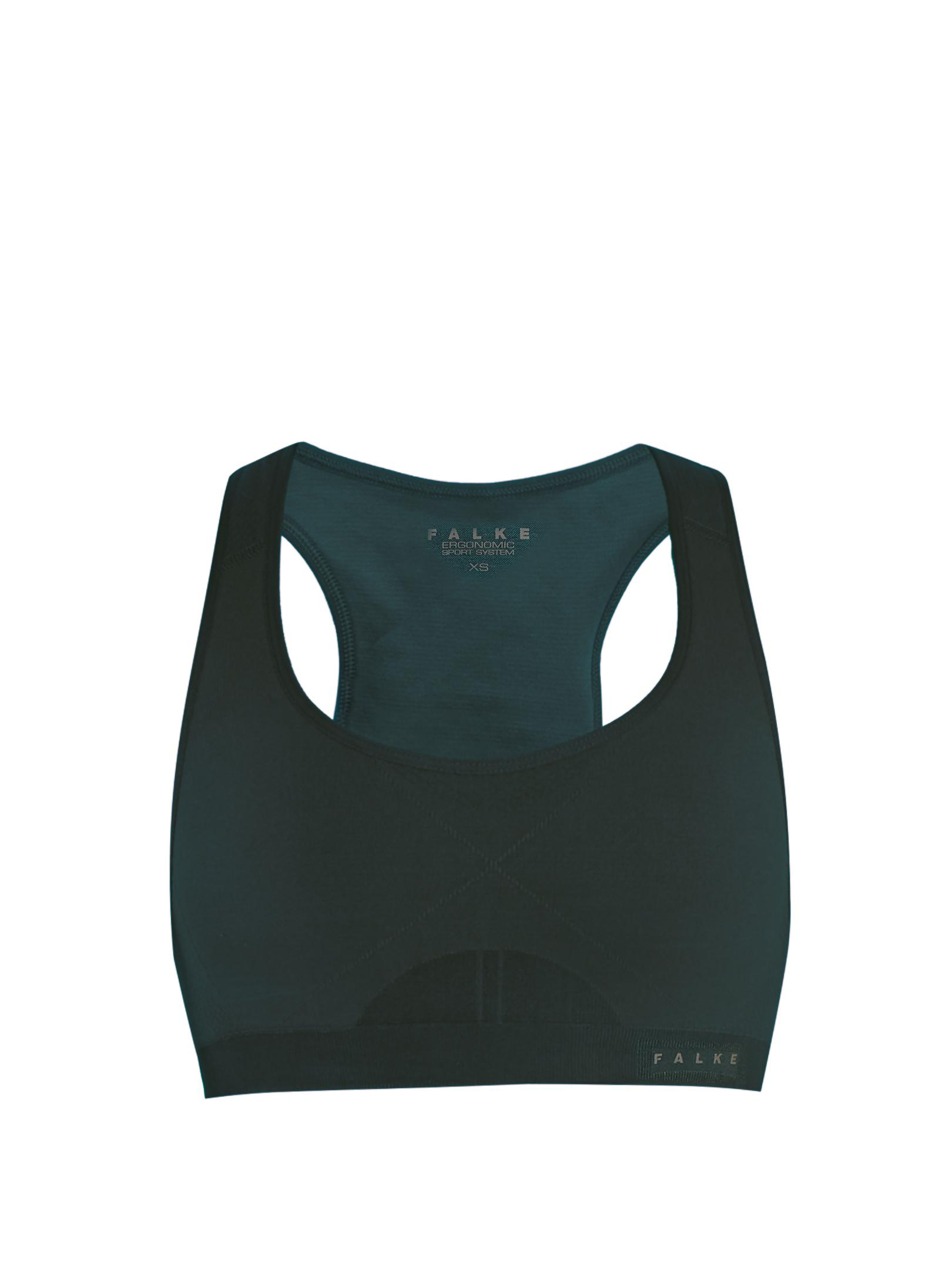 02ca6efc41bae Falke Madison Seamless Performance Bra in Green - Lyst